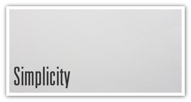 simplicitywhite